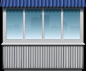 Новые балконы