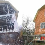 Строительство каркасного дома (технология ЛСТК)